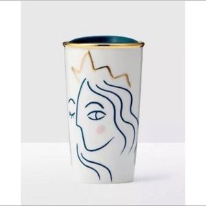 Starbucks Siren Crown 2017 Anniversary Mug